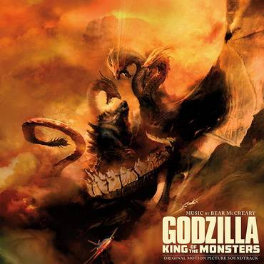 Godzilla: King of the Monsters [Soundtrack LP]