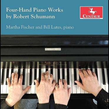 Four-Hand Piano Works (2pk)