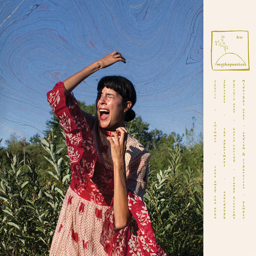 Half Waif - Mythopoetics [Indie Exclusive Limited Edition Champagne Wave LP]