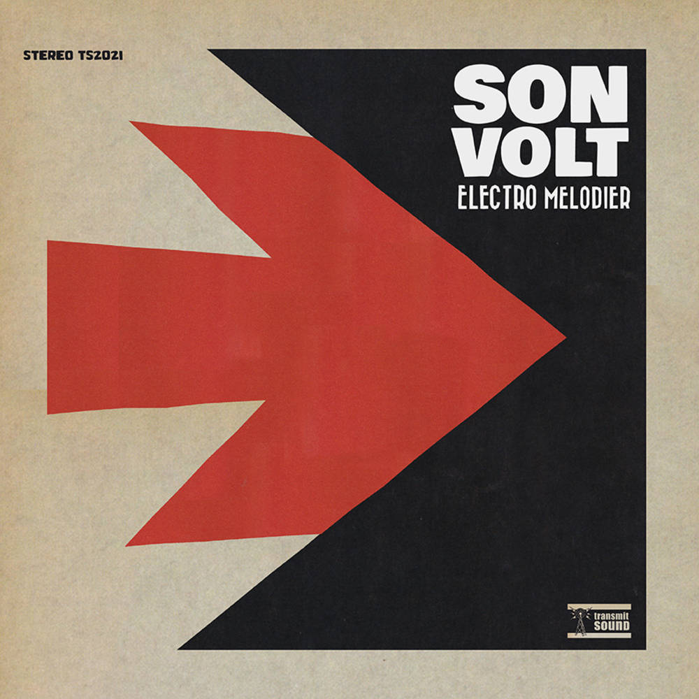 Son Volt - Electro Melodier [Indie Exclusive Limited Edition Opaque Tan LP + 11x11 Screenprint]