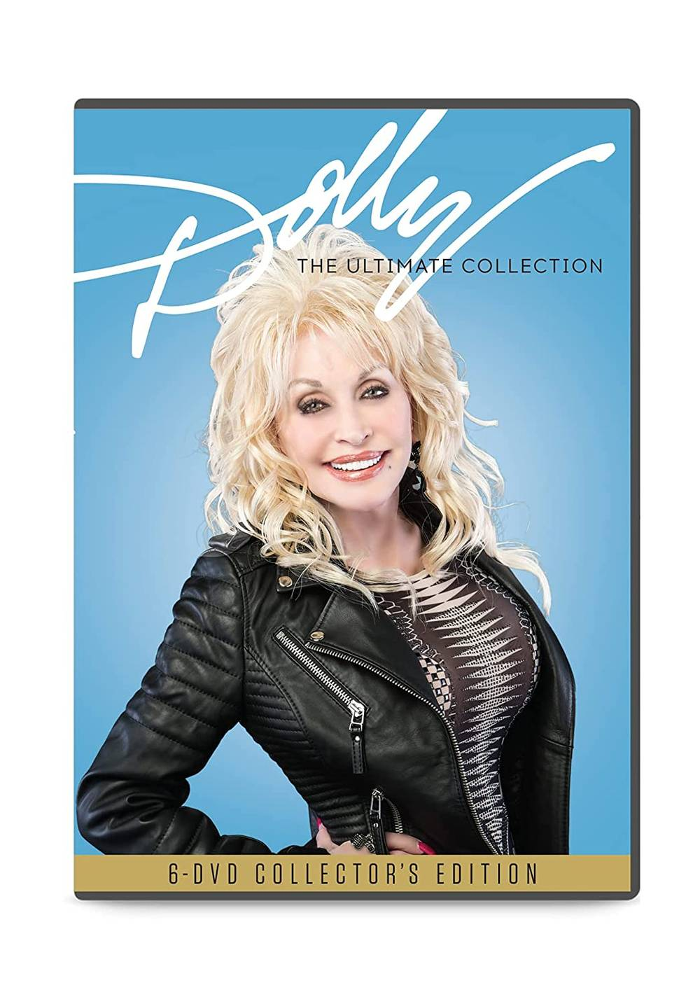 Dolly Parton - Dolly: The Ultimate Collection [6 DVD set]