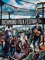 2008 Richmond Folk Festival Poster