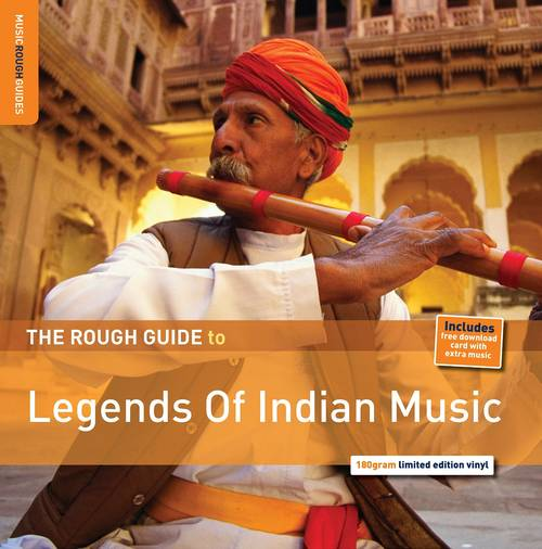 Rough Guide To Legends Of Indian Music [Vinyl]