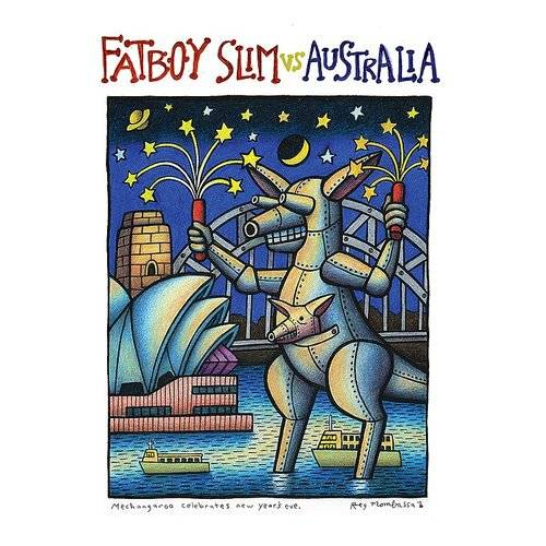 Fatboy Slim Vs Australia EP [Import]