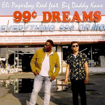 Ninety Nine Cent Dreams (Feat. Big Daddy Kane) - Single