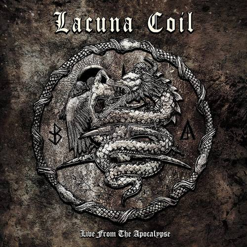 Lacuna Coil - Live From The Apocalypse [Import 2LP+DVD]