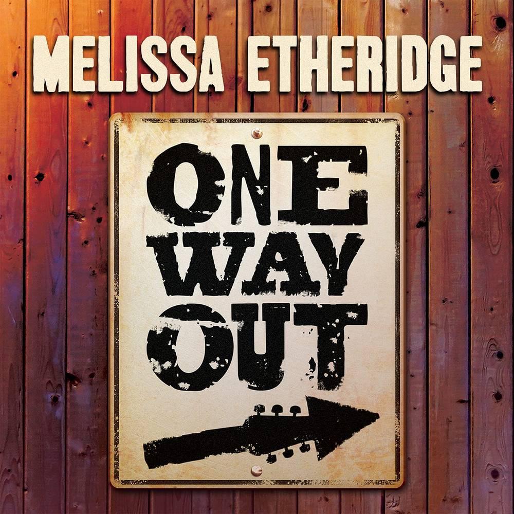 Melissa Etheridge - One Way Out [LP]