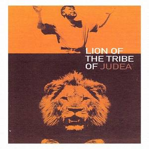 Lion Of The Tribe Of Judea