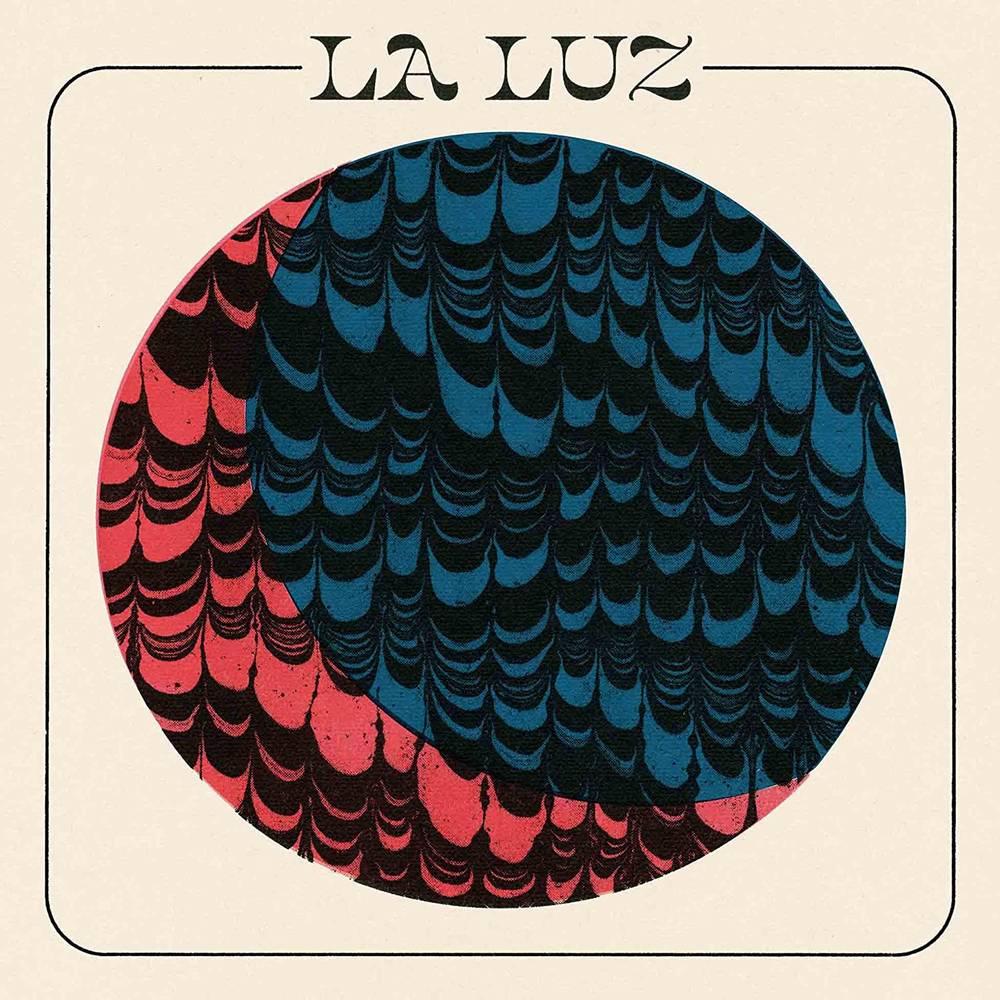 La Luz - La Luz [Limited Edition Dark Orange LP]