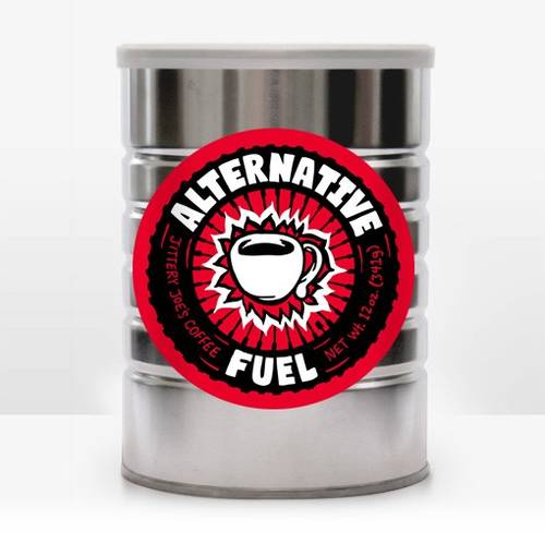 12 Oz Can Alternative Fuel