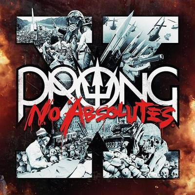 Prong - X - No Absolutes (2lp+Cd) (W/Cd) (Uk)
