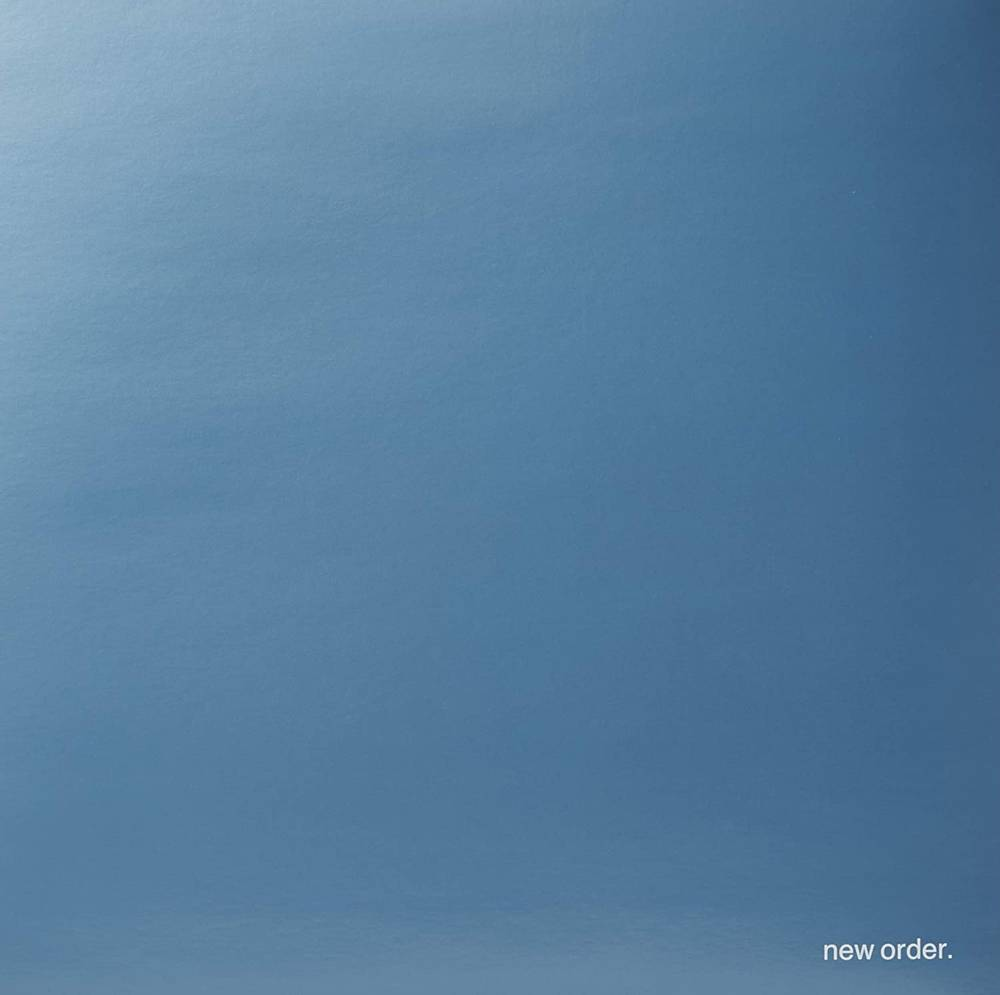New Order - Be A Rebel [Limited Edition Dove Grey Vinyl Single]