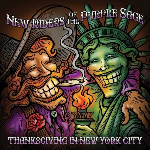 Thanksgiving In New York City (Live)