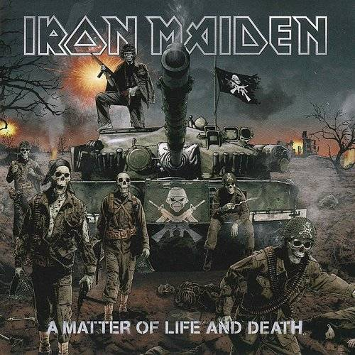 A Matter Of Life And Death [2015 Remaster]