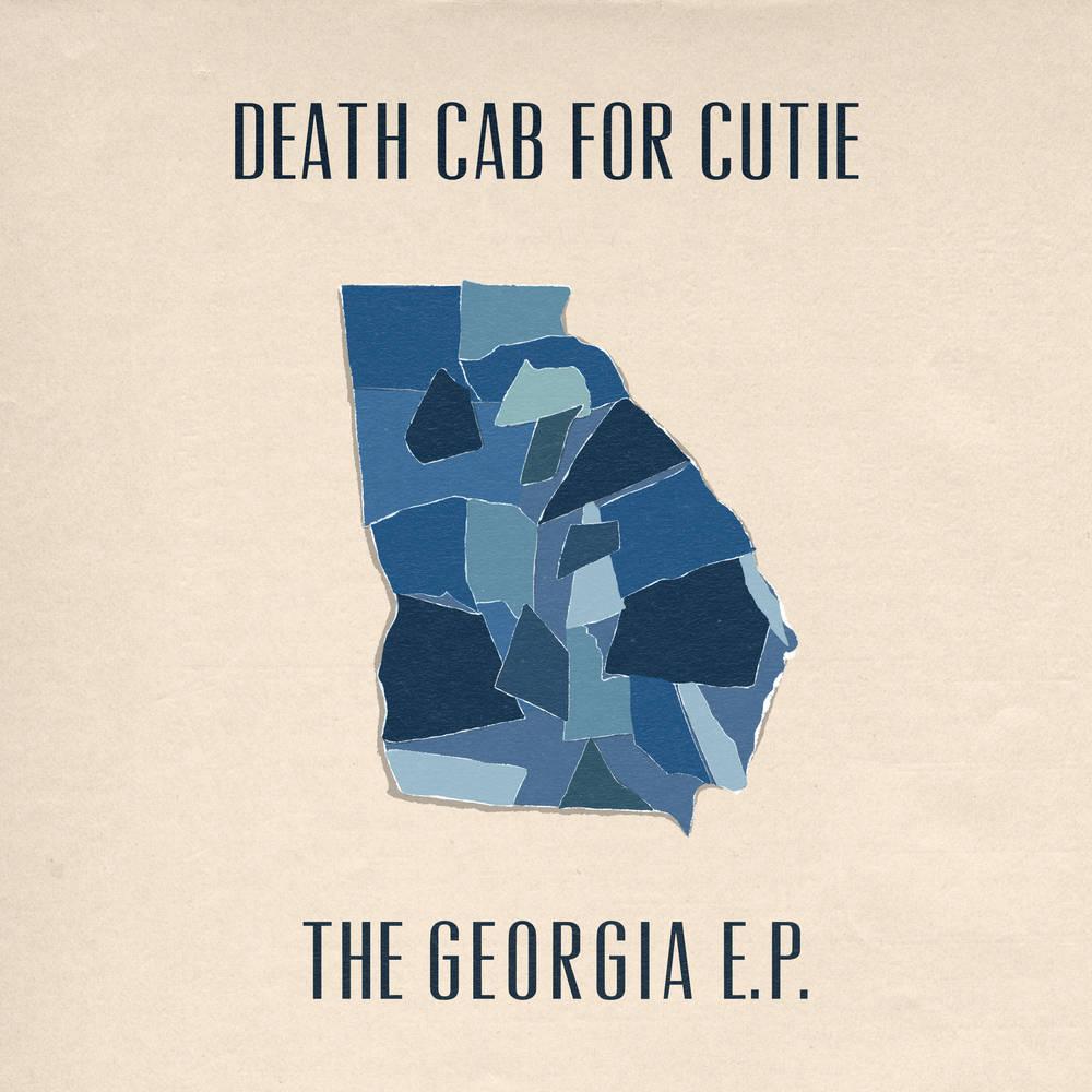 Death Cab for Cutie - The Georgia (Peach Vinyl)