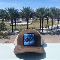 Central Square Records - TRUCKER HAT (BROWN)