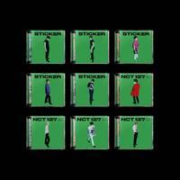 NCT 127 - The 3rd Album 'Sticker' [Jewel Case Ver.] [Random Cover]