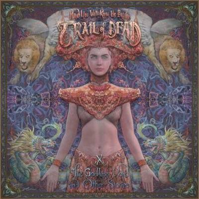 ...And You Will Know Us By The Trail Of Dead - X: The Godless Void And Other Stories [Indie Exclusive Limited Edition Blue Marble LP]