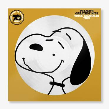 Peanuts Greatest Hits [Picture Disc LP]