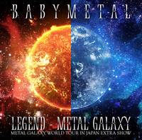 BABYMETAL - Legend (Metal Galaxy Metal Galaxy World Tour In Japan Extra Show) [Import 4LP]