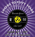 Electric Fetus 50th Anniversary Sale
