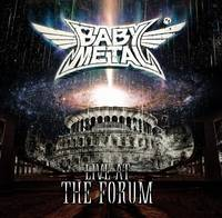 BABYMETAL - Live At The Forum [Import Limited Edition 3LP]