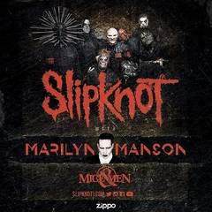 Win Tickets To Slipknot and Marilyn Manson!