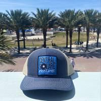 Central Square Records - TRUCKER HAT (BLUE)