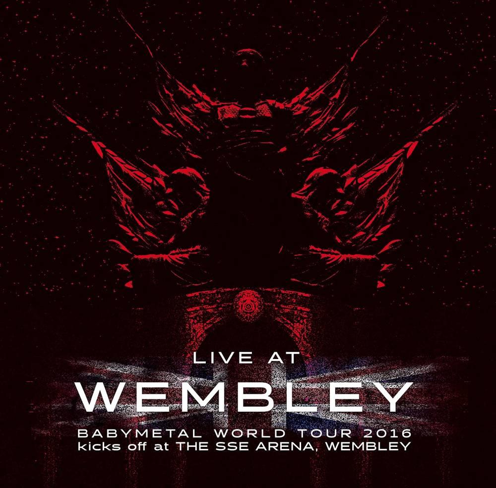 BABYMETAL - Live At Wembley (Babymetal World Tour 2016 Kicks Off At The SSE Arena. Wembley) [Import 3LP]