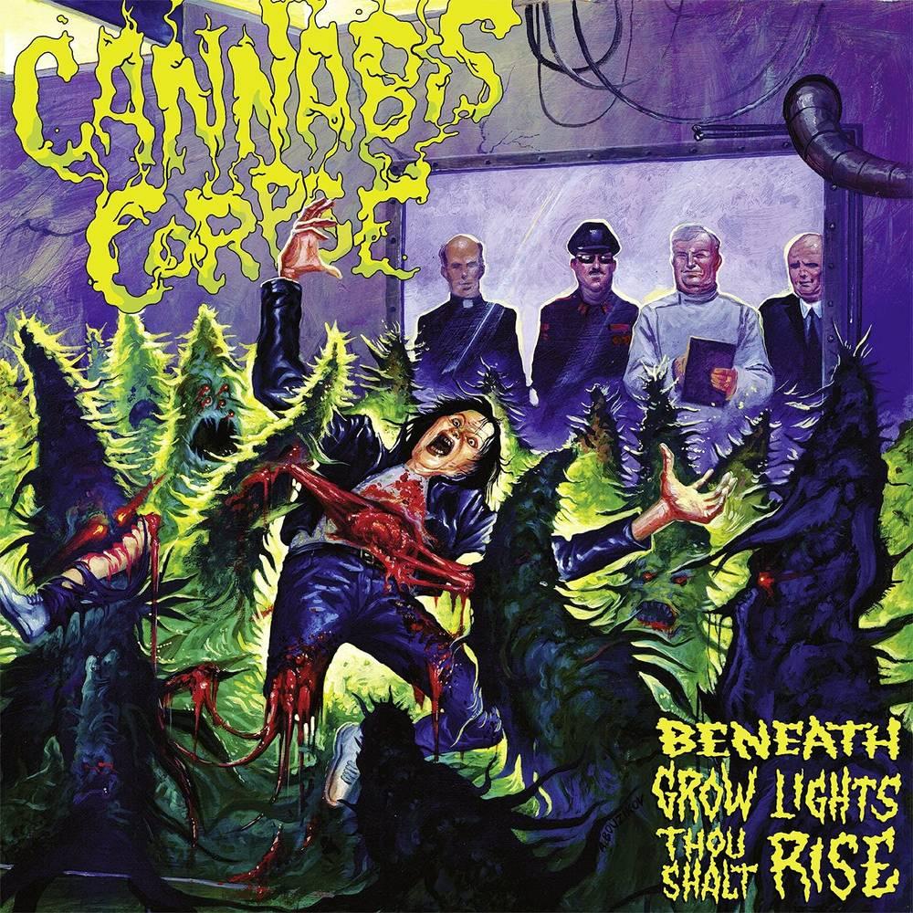 Cannabis Corpse - Beneath Grow Lights Thou Shalt Rise [Limited Edition]