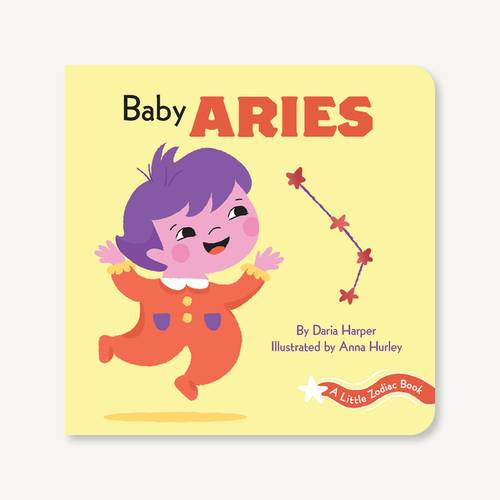 Book - Baby [Aries]