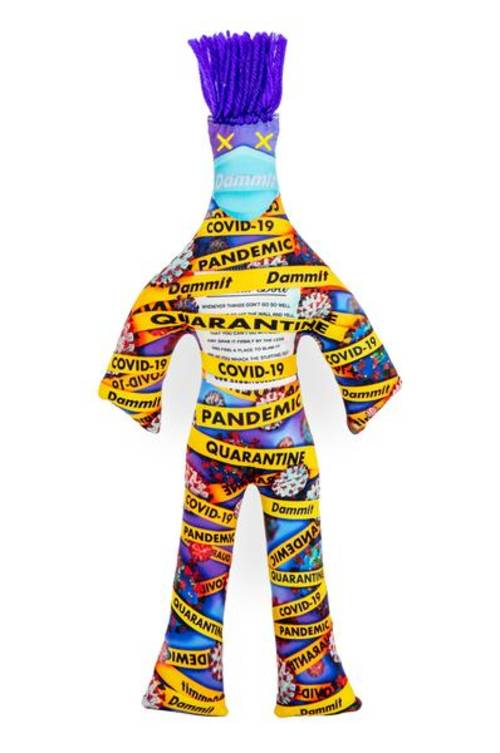 Toy - Pandemic Damn It Doll