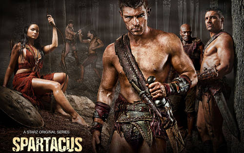 Spartacus [TV Series]
