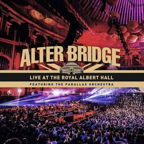 Live At The Royal Albert Hall [Blu-ray/DVD/2CD]