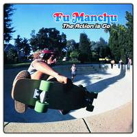 Fu Manchu - The Action Is Go! [Limited Edition Deluxe Green & Blue 2LP]