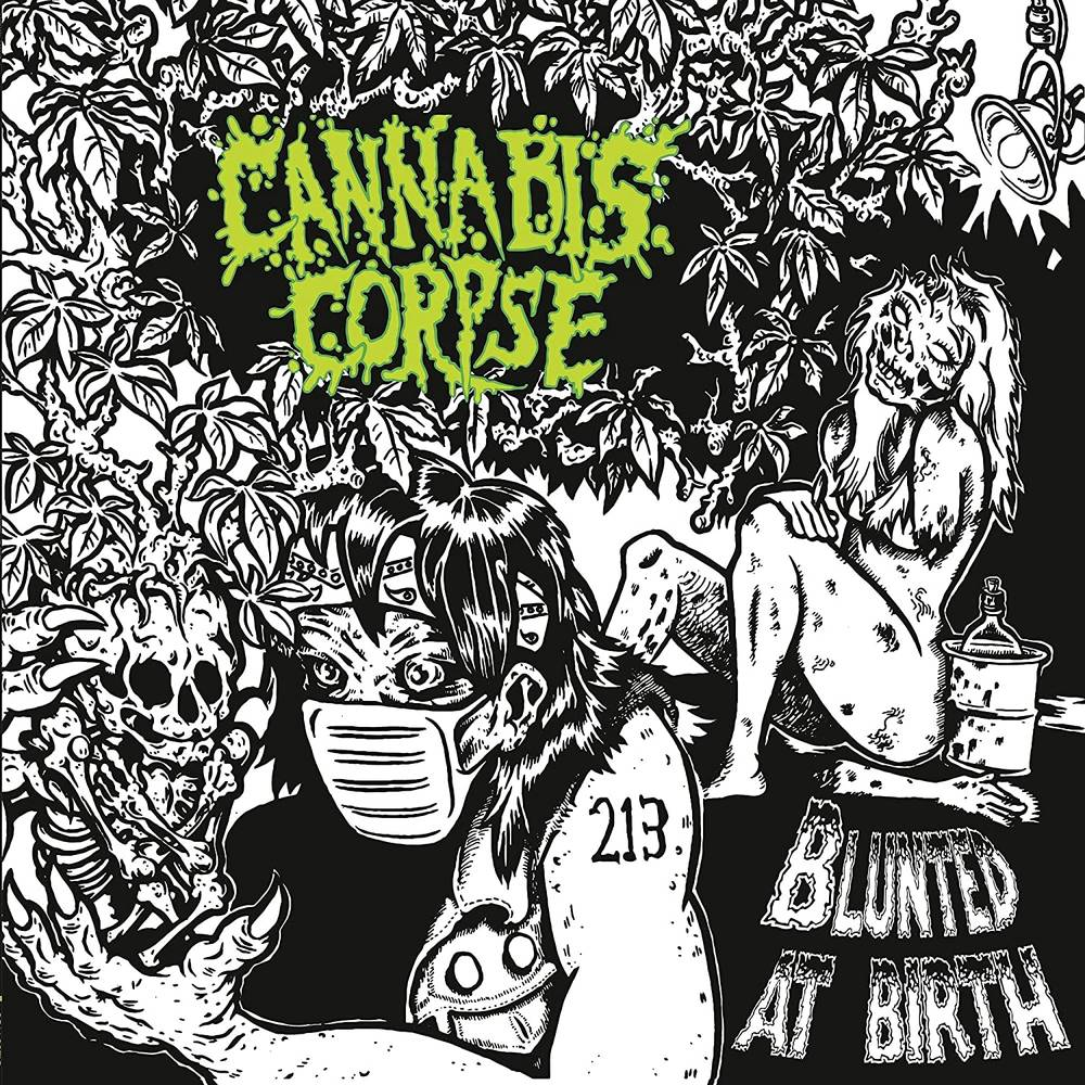 Cannabis Corpse - Blunted At Birth [Limited Edition LP]