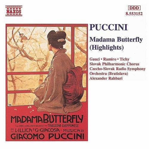 Madame Butterfly [Highlights]