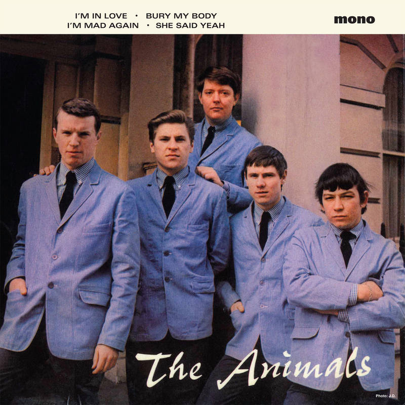 THE ANIMALS THE ANIMALS NO. 2