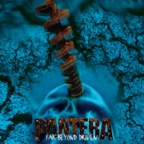 Pantera - Far Beyond Driven [Indie Exclusive Limited Edition Marbled Blue LP]