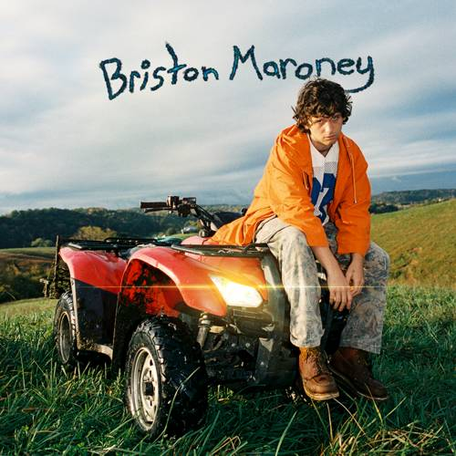 Briston Maroney - Sunflower [Indie Exclusive Limited Edition Translucent Blue-Green LP]