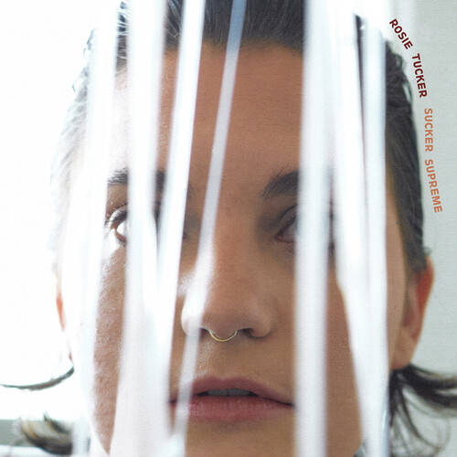 Rosie Tucker - Sucker Supreme [Indie Exclusive Limited Edition Coke Bottle Clear LP]