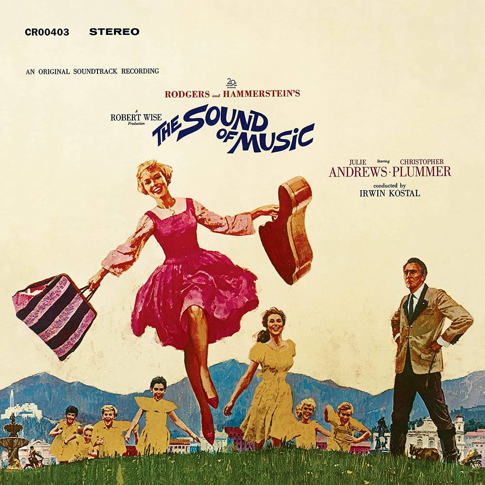Various Artists - The Sound Of Music: Original Soundtrack Recording [LP]