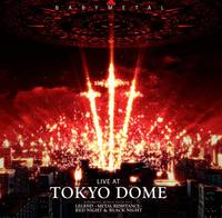 BABYMETAL - Live At Tokyo Dome (Babymetal World Tour 2016 Legend - Metal Resistance - Red Night & Black Night) [Import 5LP]