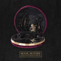 Moor Mother - Black Encyclopedia Of The Air [Indie Exclusive Limited Edition Seaglass Wave LP]
