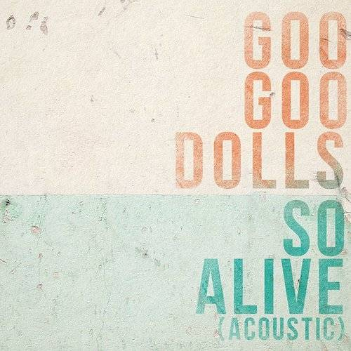 So Alive (Acoustic) - Single