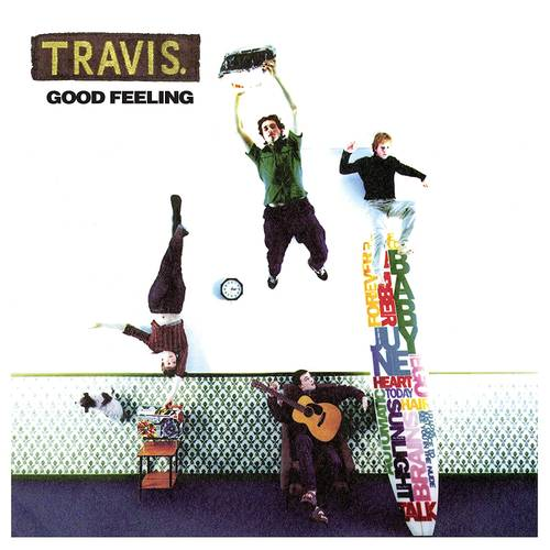 Travis - Good Feeling [LP]