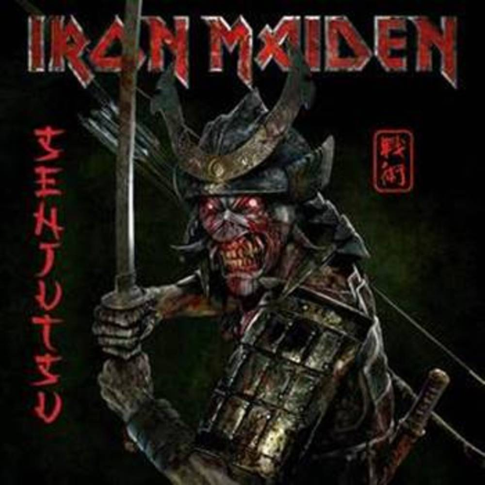 Iron Maiden - Senjutsu [Limited Edition Deluxe Mediabook 2CD]