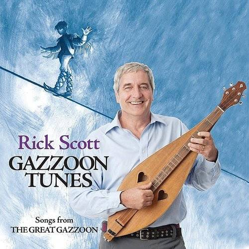 "Gazzoon Tunes: Songs From ""The Great Gazzoon"""