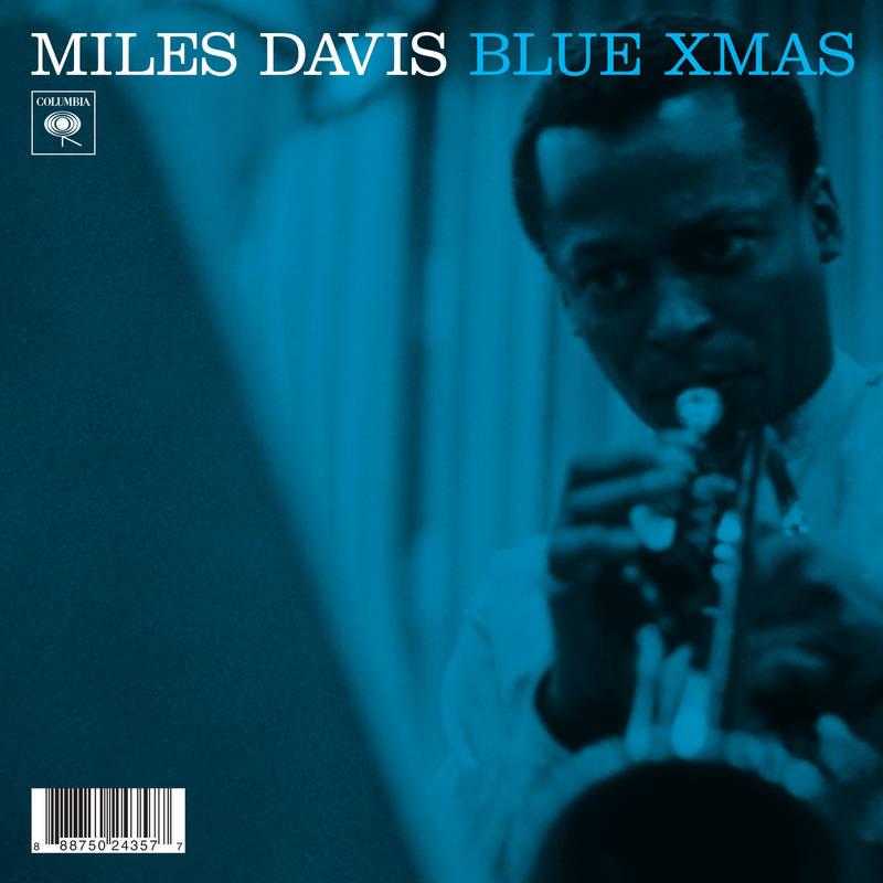 Miles Davis Blue Xmas
