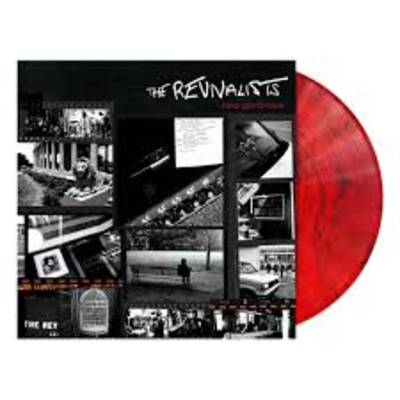 The Revivalists - Take Good Care [Indie Exclusive Limited Edition Opaque Red LP+7in]